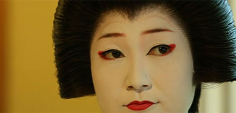 Kioto-geisha