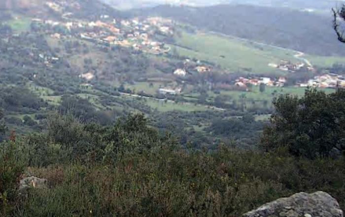 sendero Algeciras Cerro del Rayo