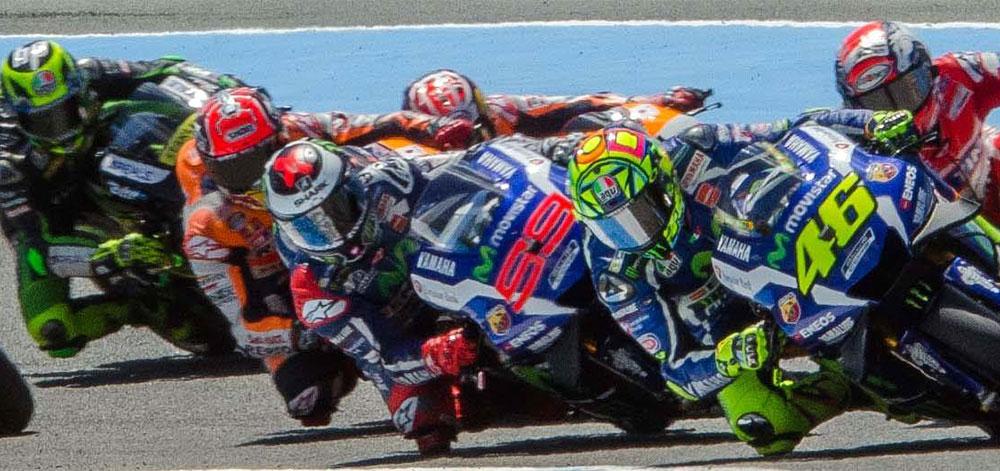 Jerez y su Gran Premio de Motociclismo de mayo