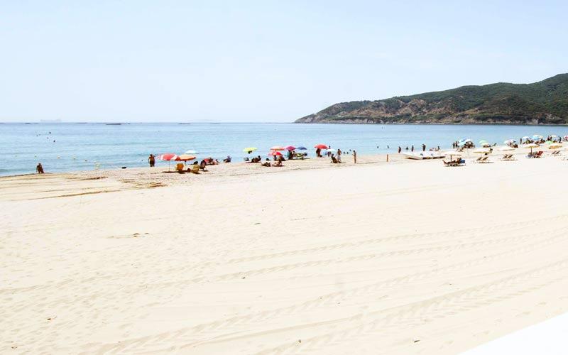 Discrepancia en Algeciras por el estado actual de las playas