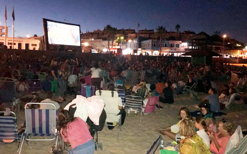 Algeciras-cine-de-verano-playa-de-Getares