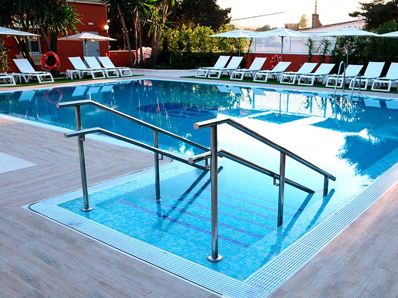 El nuevo Hotel Alborán de Algeciras (José Luis GC)