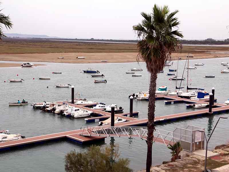 Monplamar Bda Rio San Pedro en Puerto Real
