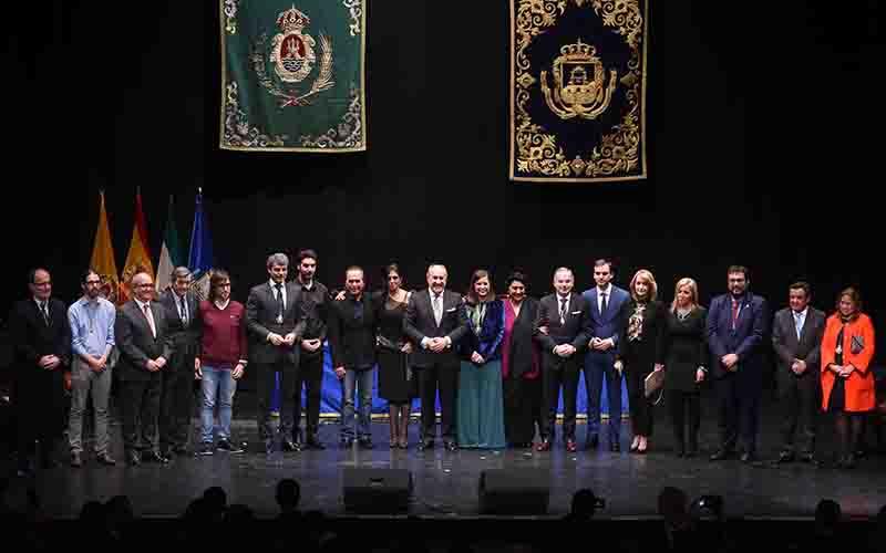 Hermanamiento Algeciras y San Fernando 1