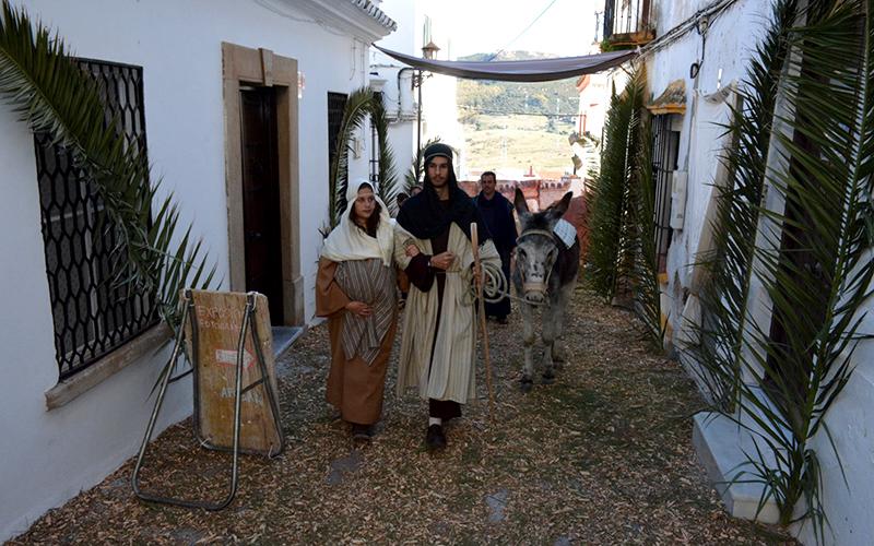 San Roque Belen Viviente 2017 a