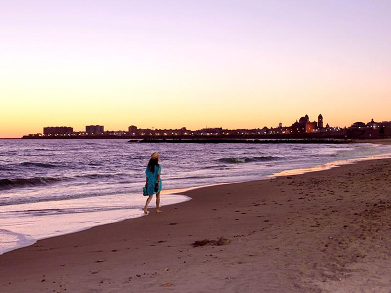 Playa de la Victoria, Cádiz (Adrián Pérez Herrera)