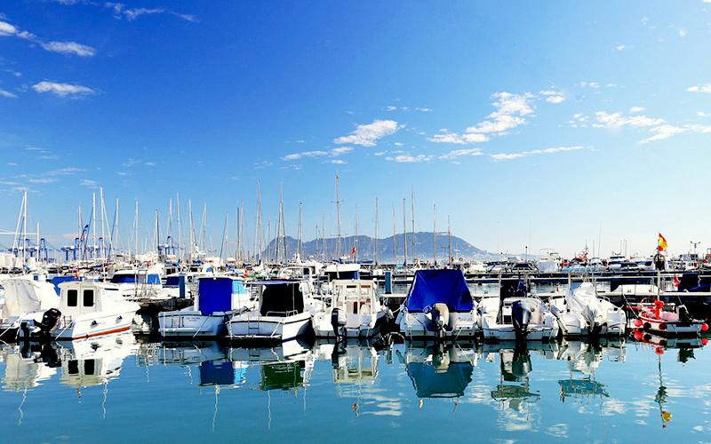 Campo de Gibraltar foto de Paco Gallardo