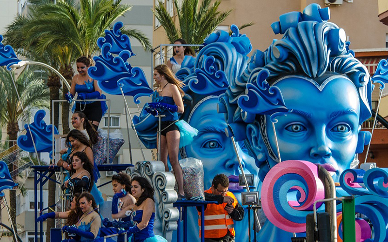 Carnaval de Cadiz Turismo 1