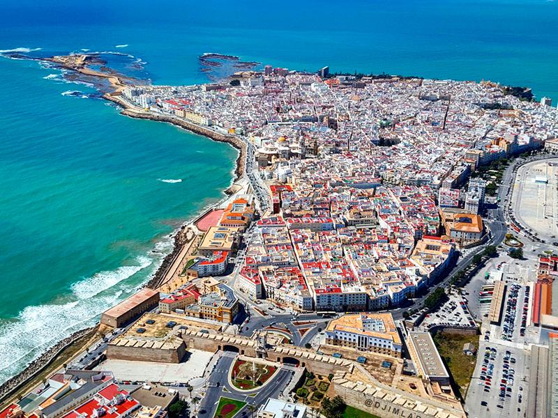 La trimilenaria ciudad de Cádiz (Turismo Cádiz)