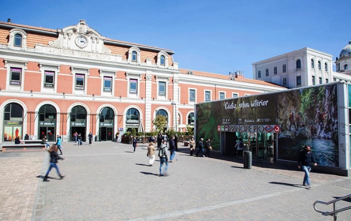 Turismo Cadiz en Madrid pr