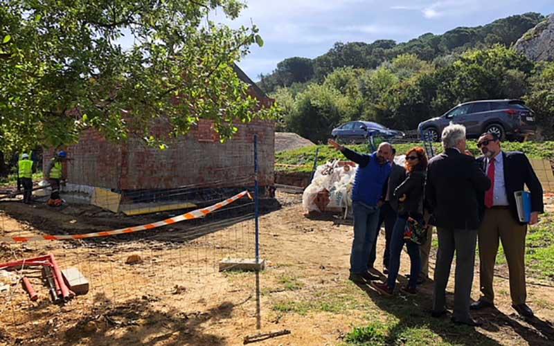 Los Barrios alojamiento rural morisco El Palancar