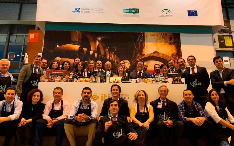 Cadiz-en-salon-alimentacion-y-bebidas-Madrid