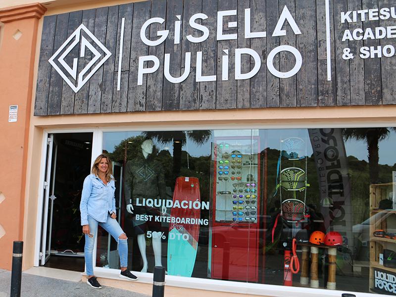 Montse, la mamá de Gisela Pulido (José Luis GC)