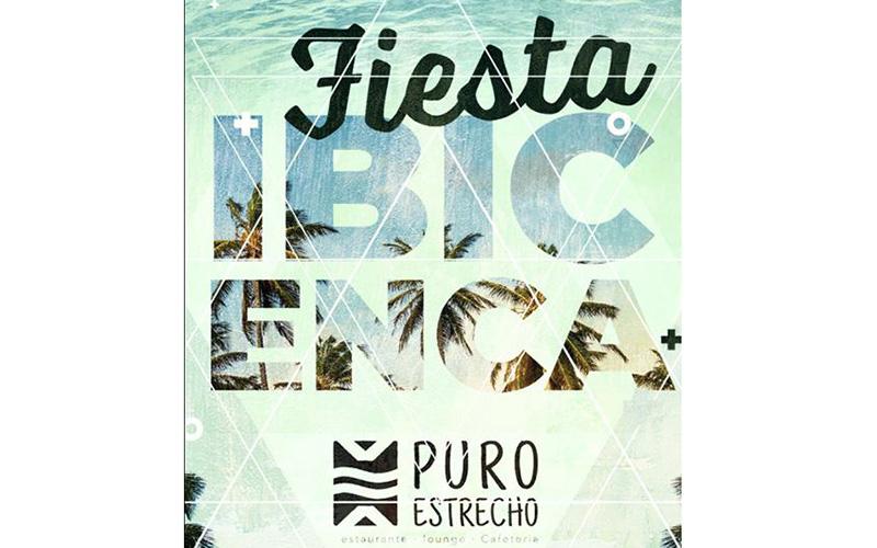 Fiesta Ibicenca 2018 en Puro Estrecho pr