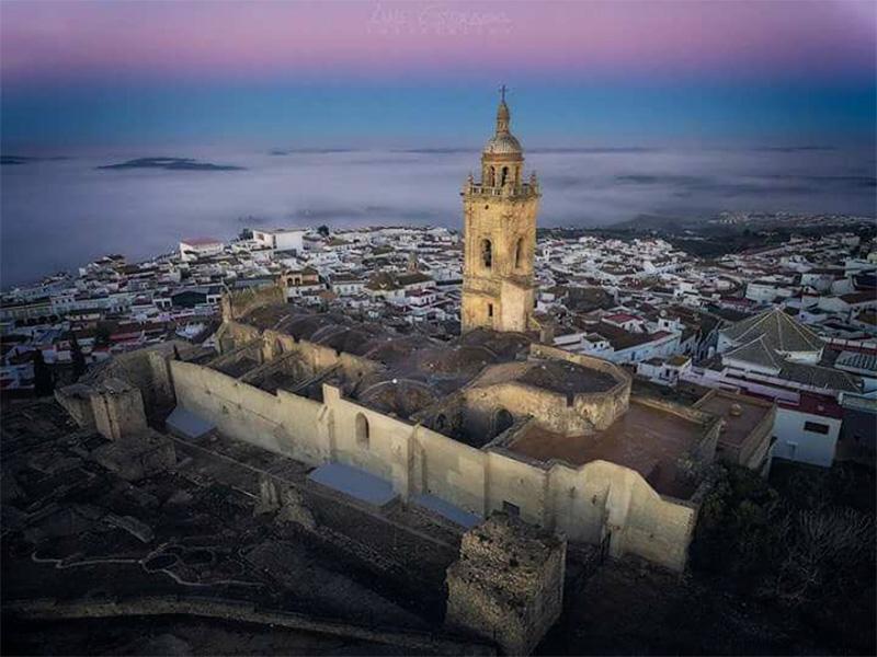 Amanece en Medina Sidonia (Luis Estrada – Images.)