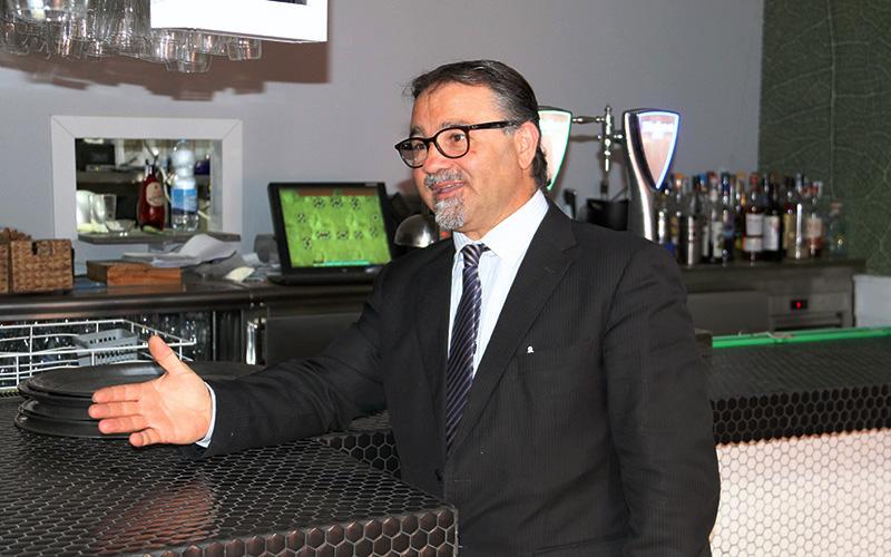 Monplamar Juan Carlos Morales Restaurante El Farito Chiclana de la Frontera