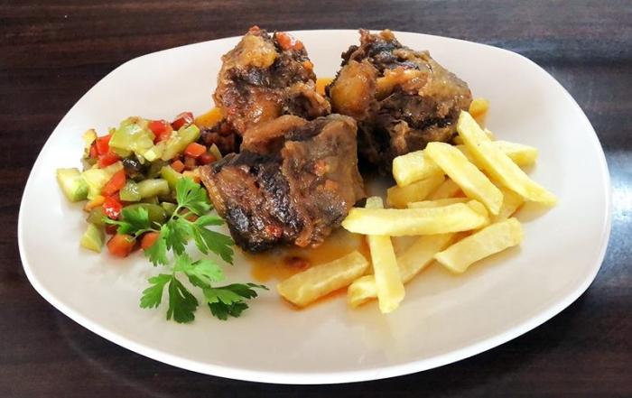 Rabo de toro Restaurante Venta Andres en Medina Sidonia