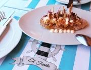 Monplamar Ensaladilla rusa del Restaurante El Farito de Chiclana