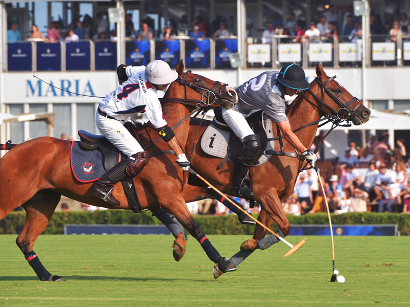 Polo en Sotogrande (Santa María Polo Club)