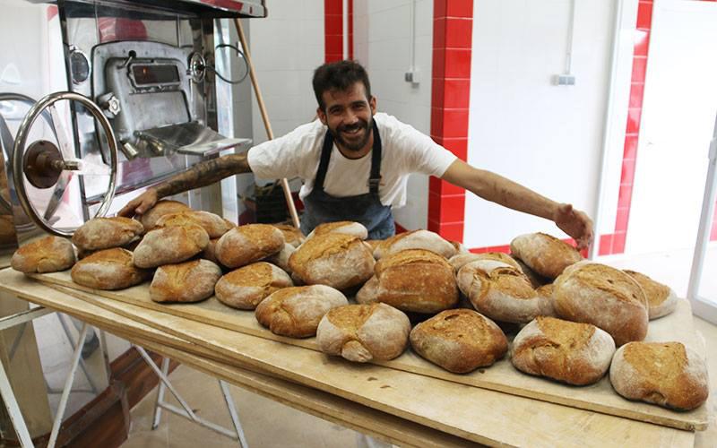 Monplamar Dani Ramos pasteleria panaderia Chiclana de la Frontera