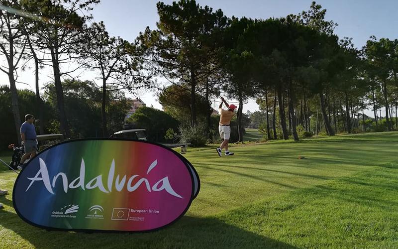 Andalucia Golf foto de Junta de Andalucia