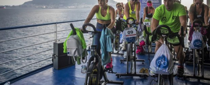 Cycling Onboard 2018 foto de Marcos Moreno