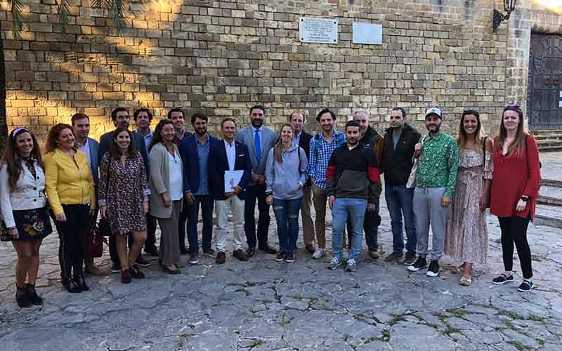 El Puerto encuentro de blogueros foto de Junta de Andalucía