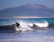 Monplamar otoño surf en Tarifa foto de Jose Maria Caballero Marquez 1