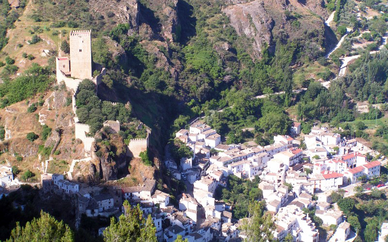 La Iruela Jaen nuevo municipio turistico de Andalucia foto de Junta