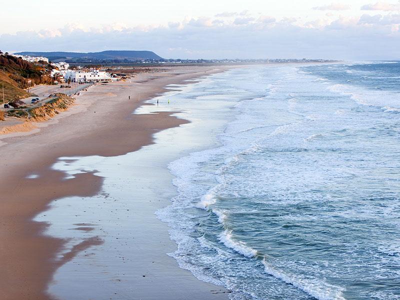 Playa de El Roqueo, Conil de la Frontera (Junta)