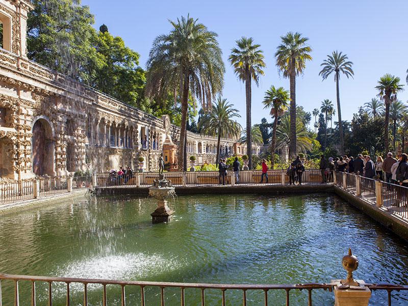 Real Alcázar de Sevilla (Junta)