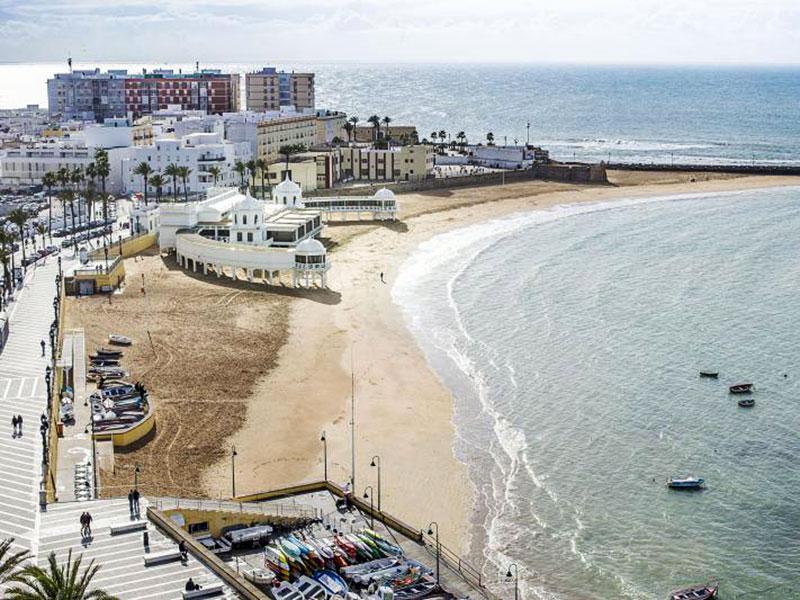 Playa de La Caleta, Cádiz (Ayto.)