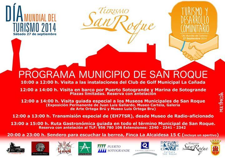 San Roque Día Mundial del Turismo