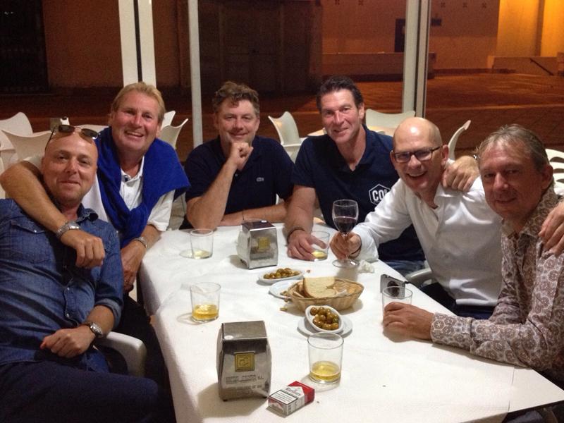 San Roque periodistas holandeses golf - copia