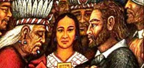 Malinche-Hernán-Cortés