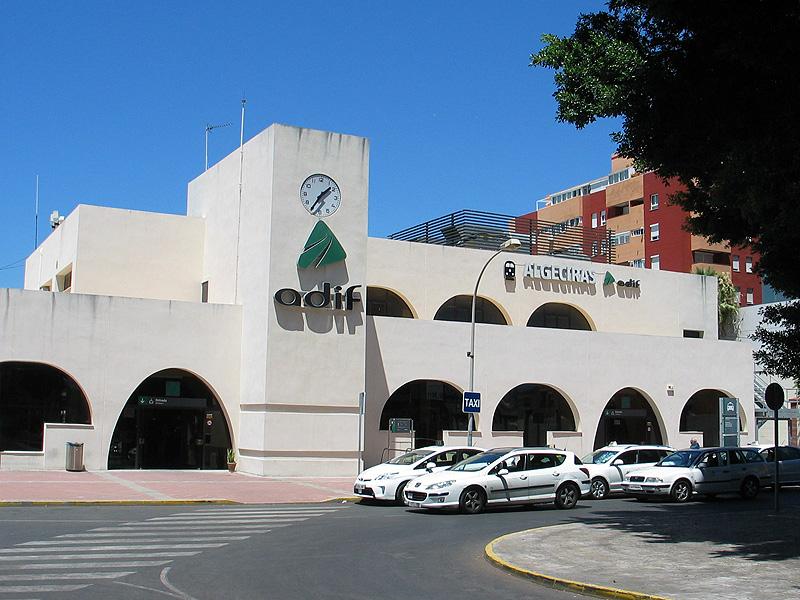 Monplamar-Estación-Renfe-Algeciras