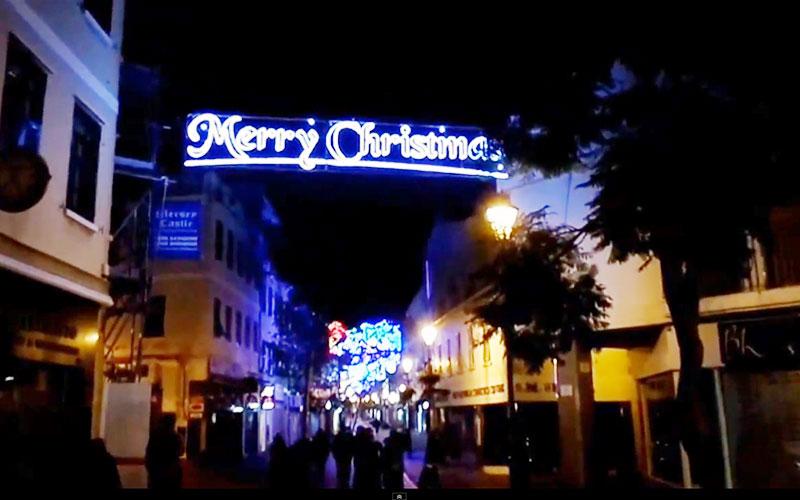 Gibraltar-luces-de-Navidad