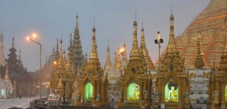 Monplamar-Yangón