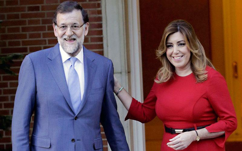 Susana-Díaz-Mariano-Rajoy