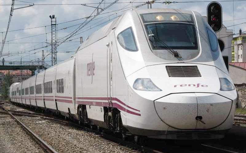 Renfe-tren-Alvia