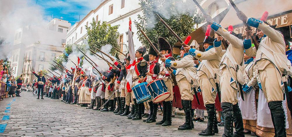 Recreación-Histórica-del-sitio-de-Tarifa-de-1812