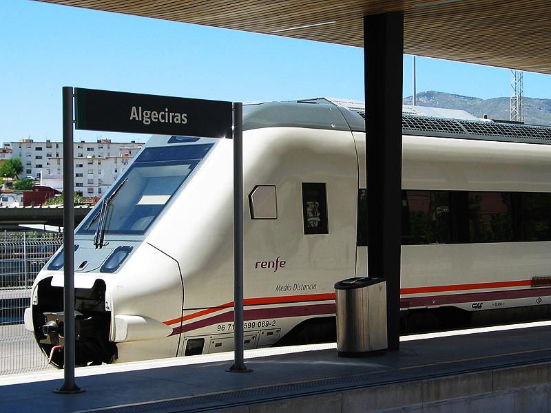 Monplamar-Algeciras-Renfe