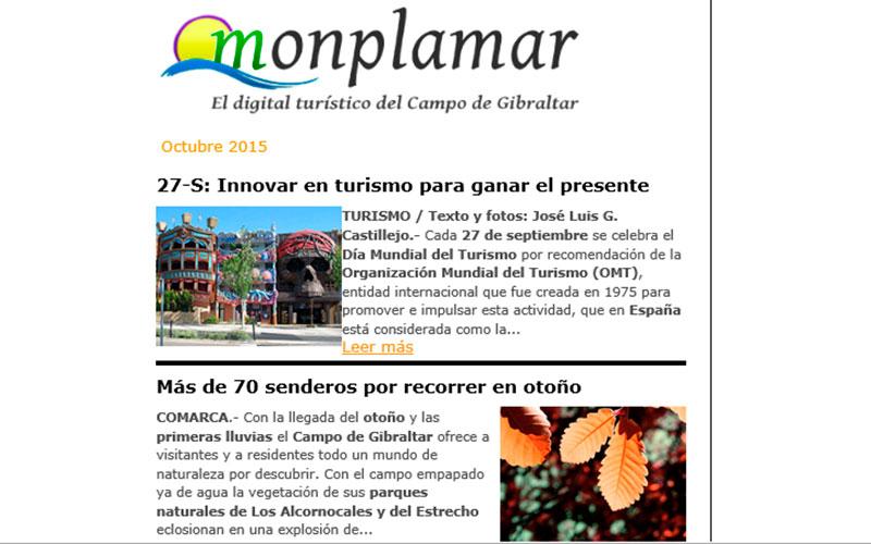 Monplamar-newsletter