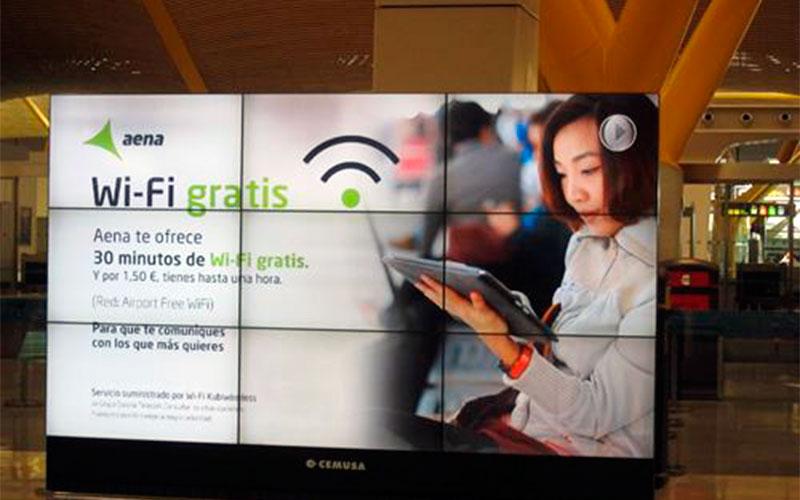 AENA-wifi-gratis-aeropuertos-españoles