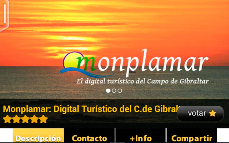 Monplamar-app-Be-your-guide