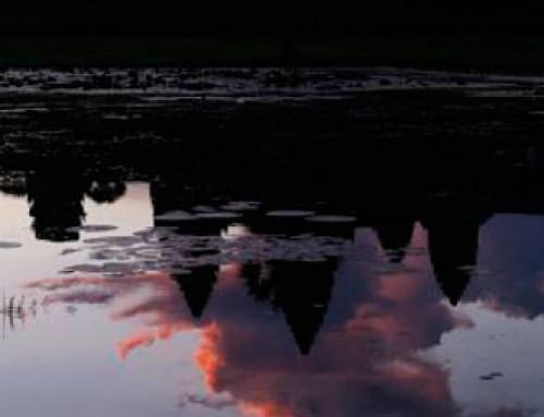 Angkor: Maravilla entre las maravillas. Por Daniel Landa