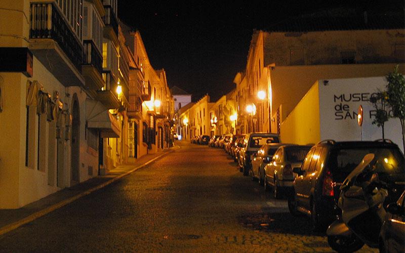 Monplamar San Roque calle San Felipe