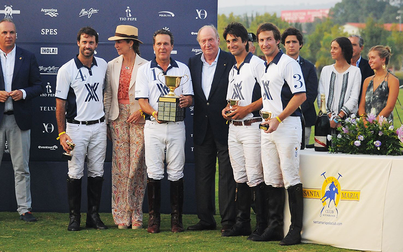 San Roque Santa Maria Polo Club