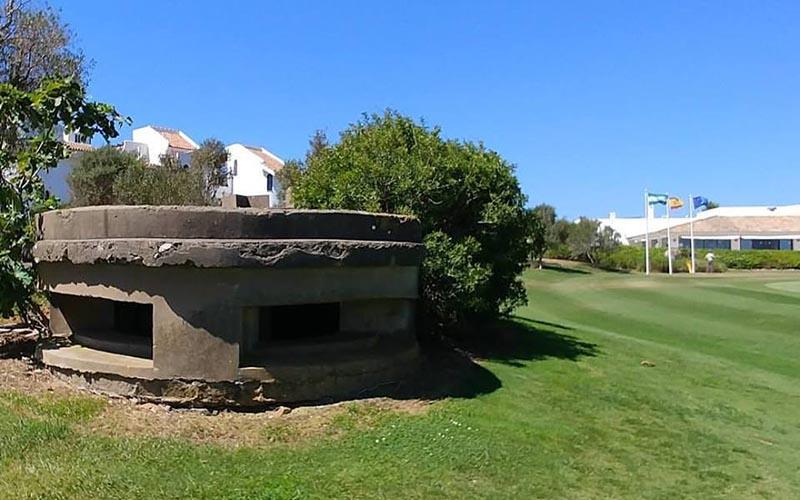 San Roque bunker 1