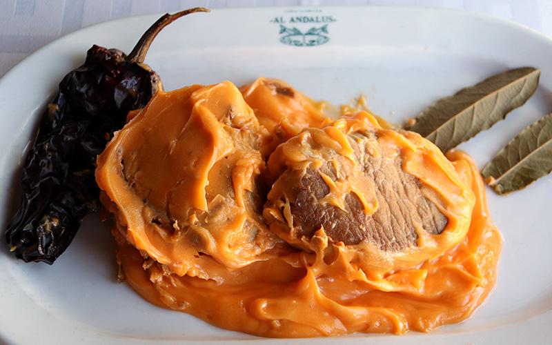 Monplamar-lomo-en-manteca-de-restaurante-El-Campanario